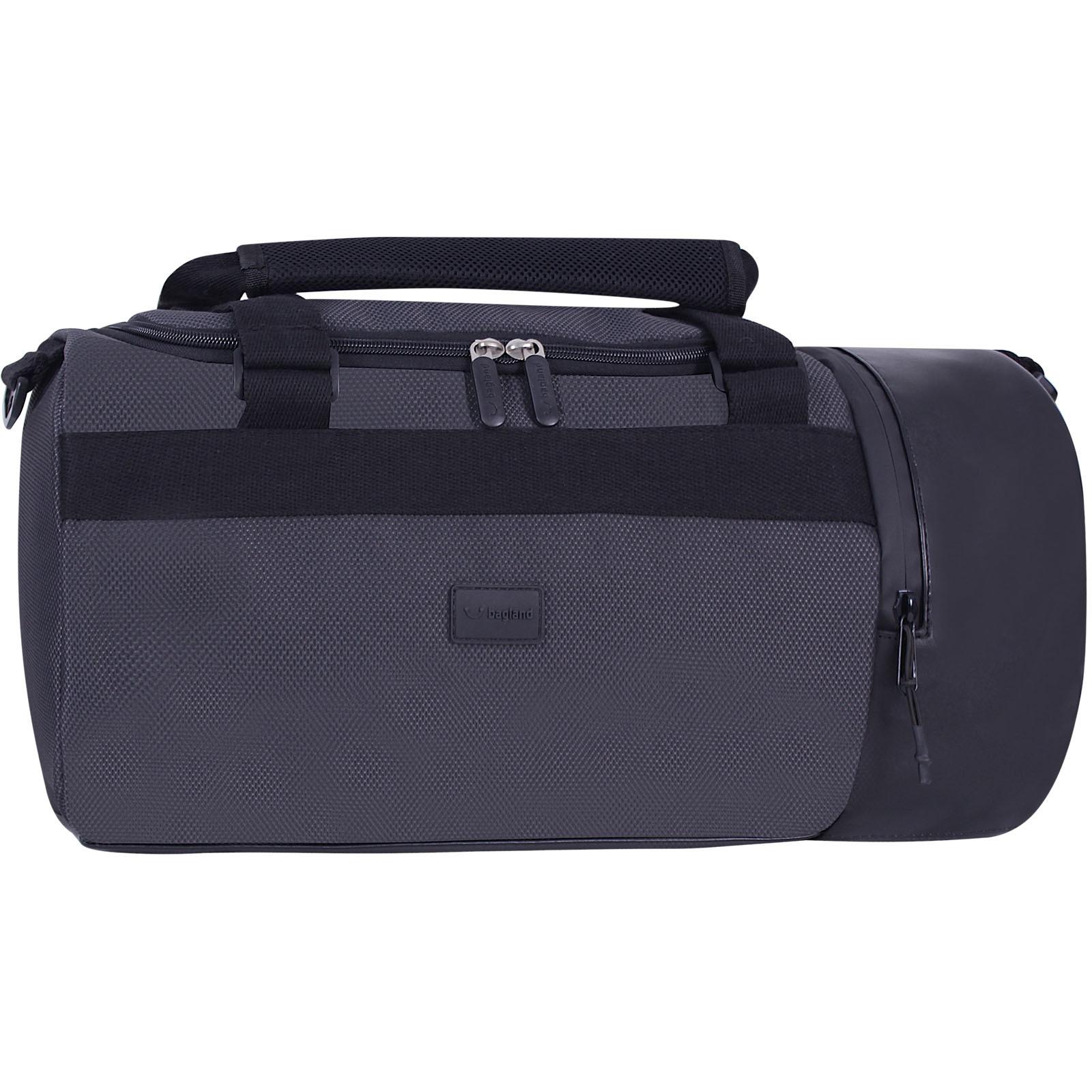 Спортивные сумки Сумка Bagland Klerk 22 л. Чёрный (00327169) IMG_5903-1600.jpg