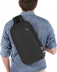 Рюкзак однолямочный Pacsafe Vibe 325 sling ECONYL океан - 2