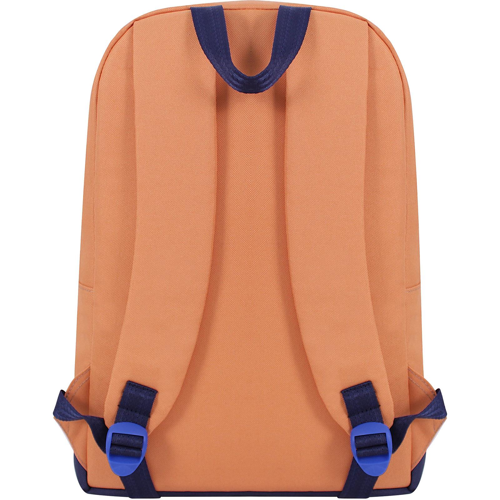 Рюкзак Bagland Amber 15 л. оранжевый (0010466) фото 3