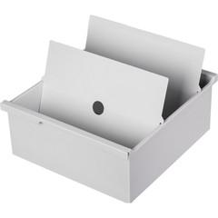 Картотека Exacompta А5 на 1200 карточек (347x229x99 мм, открытая)