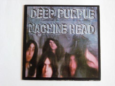 Deep Purple / Machine Head (LP)