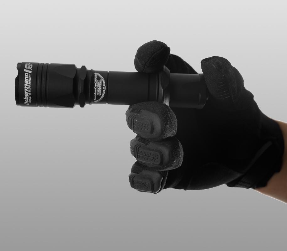 Тактический фонарь Armytek Dobermann Pro - фото 5