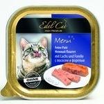 Edel Cat Паштет для кошек Edel Cat нежный паштет, лосось и форель _file51ee3122237f0_x150.jpg