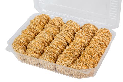 Печенье с кунжутом Баразик, 500 г