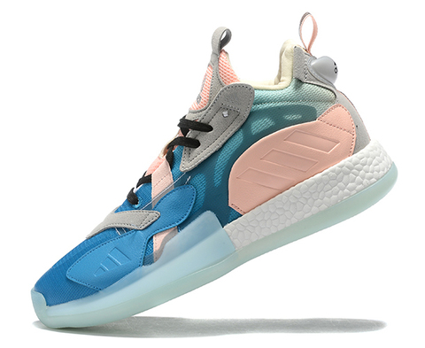 adidas Marquee Boost 2.0 'Blue/Pink/White'