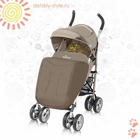 "Коляска Baby Design ""Travel"" (Беби Дизайн)"