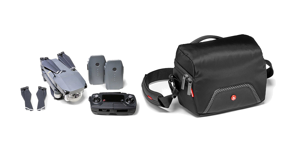 Manfrotto MA-SB-C1 Advanced Compact Shoulder Bag 1