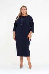 Платье Шерил нарядное с мерцанием 418086 L