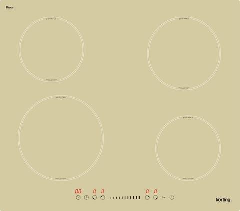 Индукционная варочная панель Korting HI 64560 BB