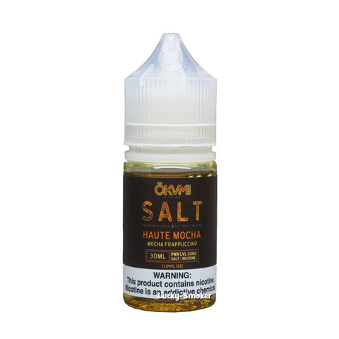Жидкость Okami SALT 30 мл Haute Mocha