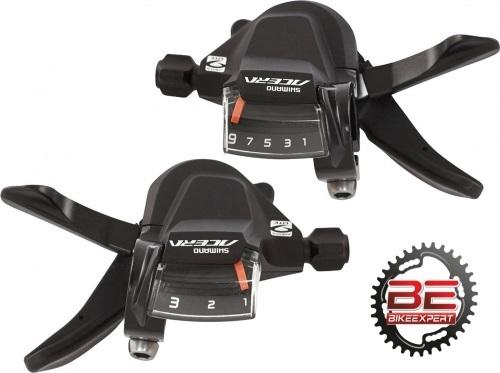 Манетки комплект Shimano Acera M-3000 3x9 скоростей