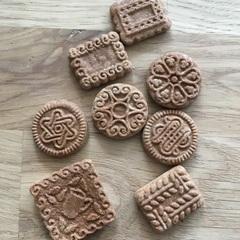Печенье из глины