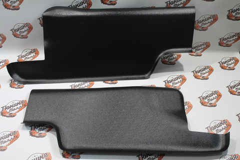 Накладка на ковролин под заднее сиденье (АБС) Лада Веста Седан SW,SW Cross