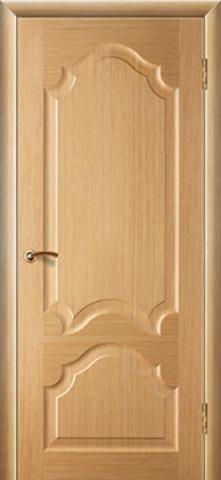 Дверь Верона (дуб, глухая шпонированная), фабрика Зодчий