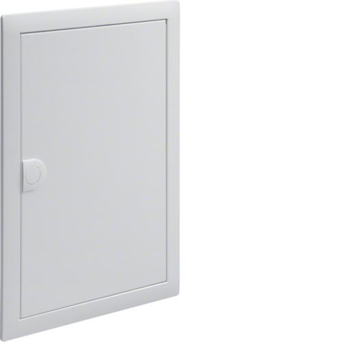 Наружная рамка с дверцей,Volta,2-рядный RAL9010
