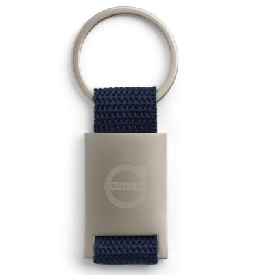 Брелок Volvo Key Ring, Satin Navy