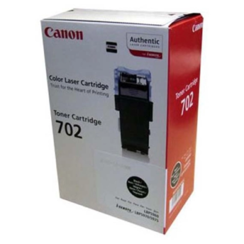 Cartridge 702 Black Toner