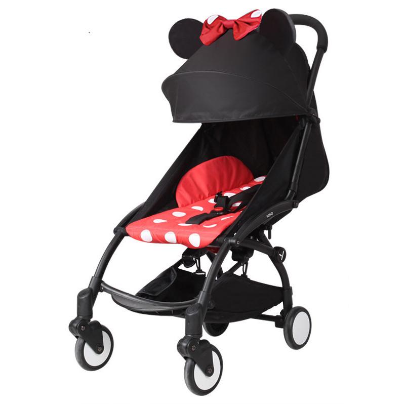 Товары для детей Детская коляска Poussette.jpg