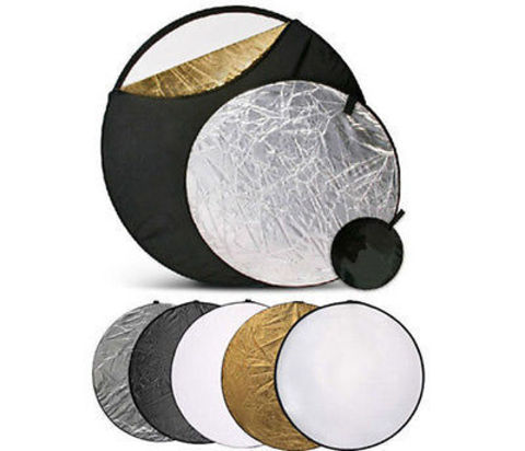 Отражатель Phottix 5-in-1 Light Mulit Collapsible Reflector 107cm