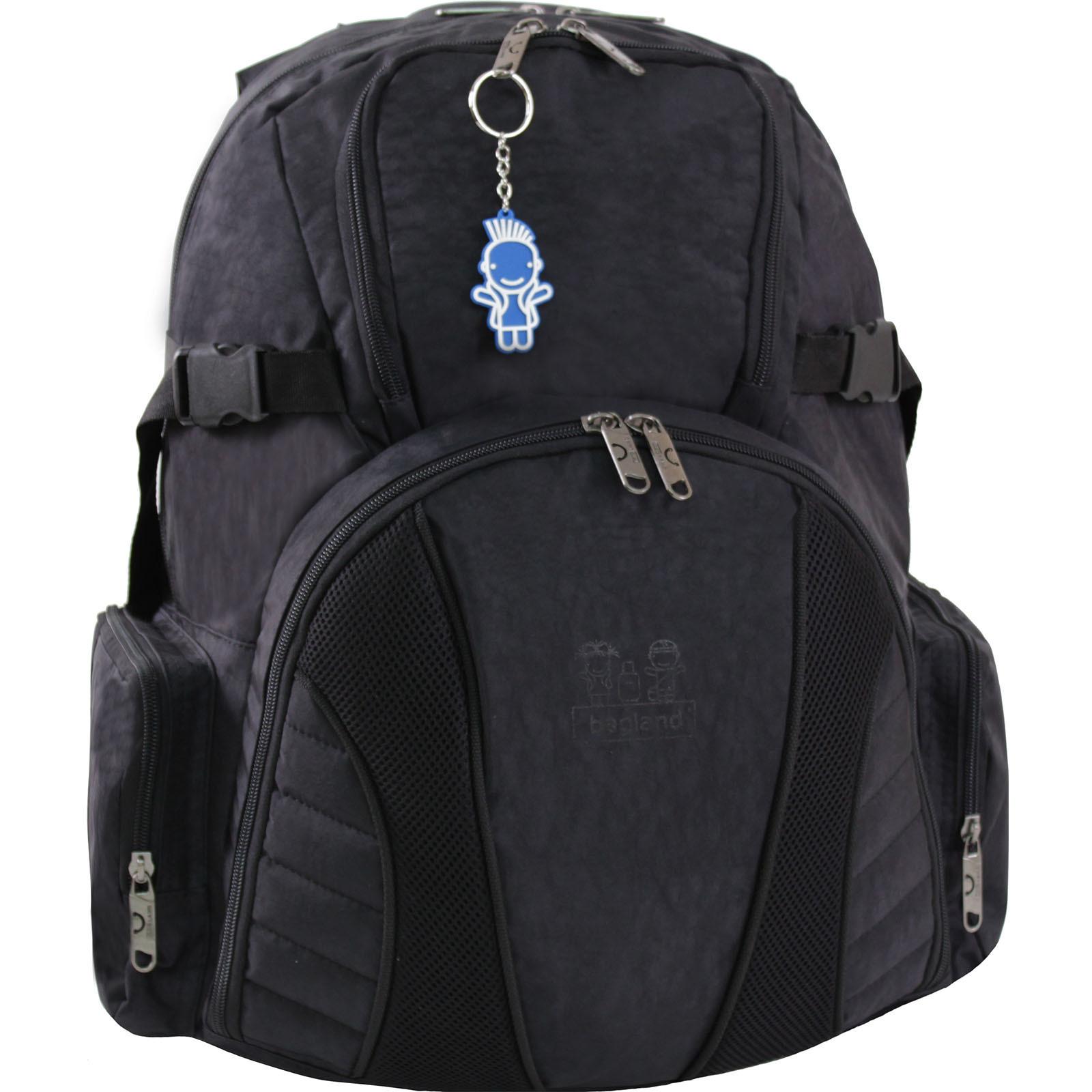 Городские рюкзаки Рюкзак Bagland Звезда 35 л. Чёрный (0018870) IMG_1271.JPG