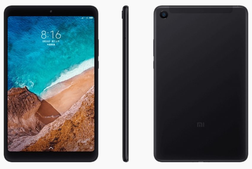 Xiaomi Mi Pad 4 3/32Gb Black