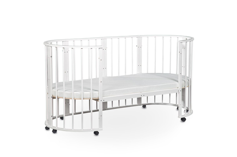 Кроватка трансформер Sleepy 8 в 1 без маятника