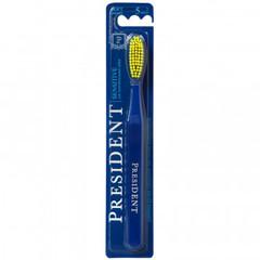Зубная щетка PRESIDENT Sensitive 5 мил 4902,01
