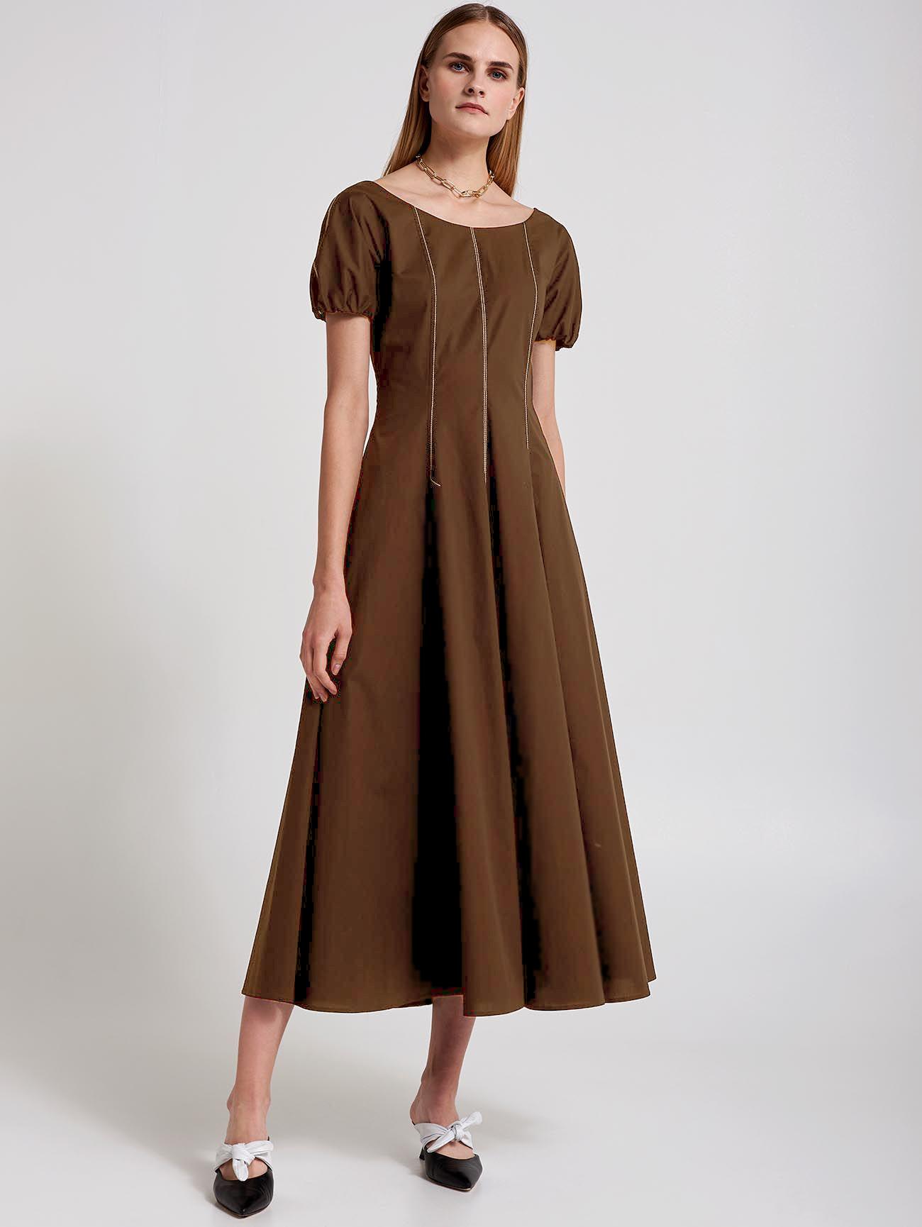 Beatrice b Платье со шнуровкой  на спине