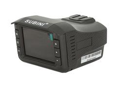 Видеорегистратор/Радар-детектор/GPS-информатор Subini GR-H9 PLUS
