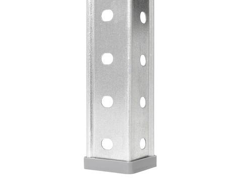 Металлический стеллаж ES 150KD/75Х30/4 до 120 кг