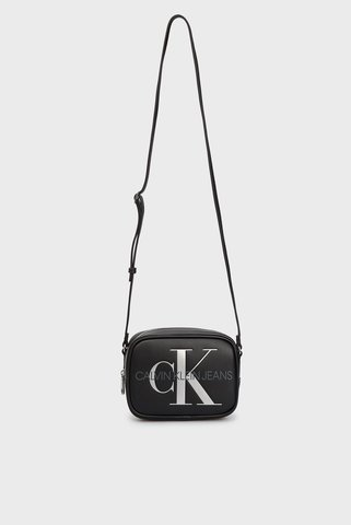 Женская черная сумка Calvin Klein Jeans