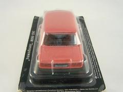 ZAZ-968M Zaporozhets red 1:43 DeAgostini Auto Legends USSR #53