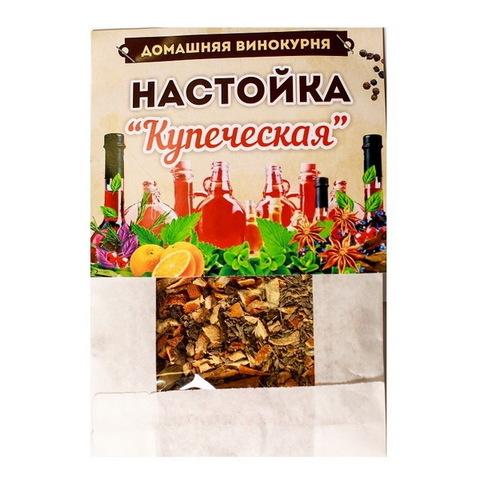 Набор для настаивания Домашняя винокурня Купеческая, 50 г на 2 л