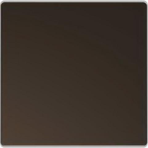 Выключатель одноклавишный. Цвет Мокко. Merten D-Life System Design. MTN3111-0000+MTN3300-6052