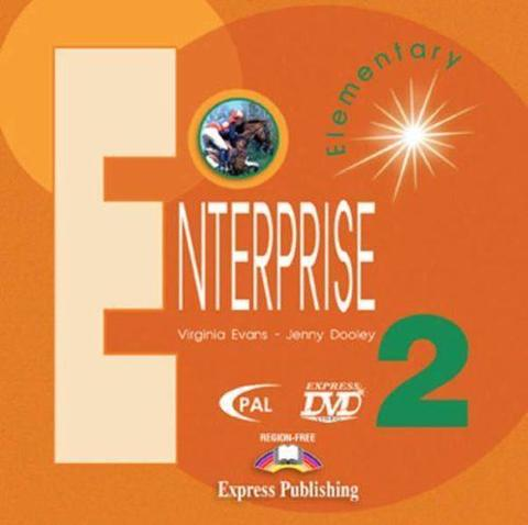 Enterprise 2. DVD Video. PAL. Elementary. DVD видео