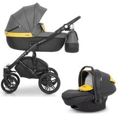Детская коляска Expander Enduro 3 в 1 yellow