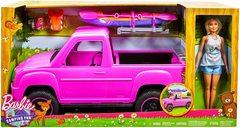 Кукла Barbie Поездка в кемпинг, игровой набор
