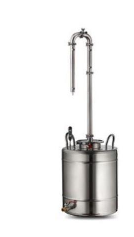 Самогонный аппарат AquaGradus Спектр с баком на 35 литров