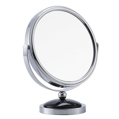 Металлическое зеркало с пятикратным увеличением 5х, германия: модель 1606