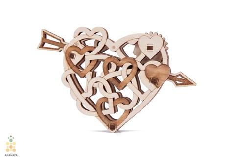 Вудик Сердце (Wood Trick)