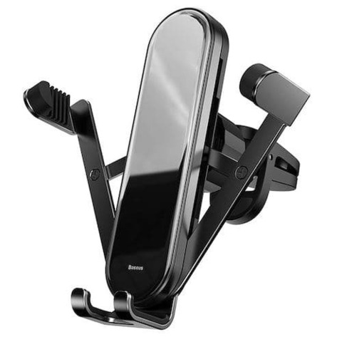 Автомобильный держатель Baseus Penguin gravity holder /black/