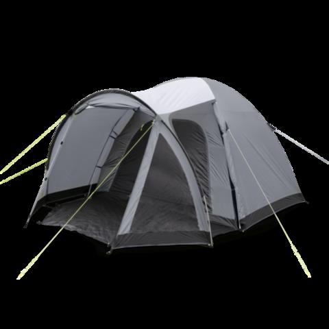 Кемпинговая каркасная палатка KAMPA Brighton 5 Grey