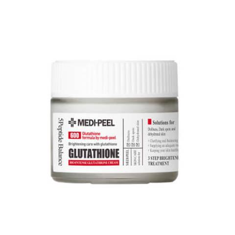 Осветляющий крем Medi-Peel с глутатионом против пигментации 50 гр