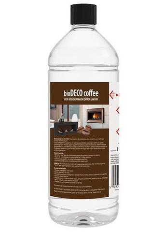Топливо для биокаминов bio-Deco с запахом кофе