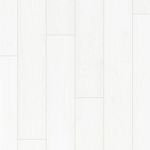 Ламинат QS800 Impressive Белоснежный IM 1859 8мм 32кл (уп. 7шт/1,835 м2)