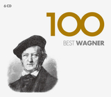 Сборник / 100 Best Wagner (6CD)