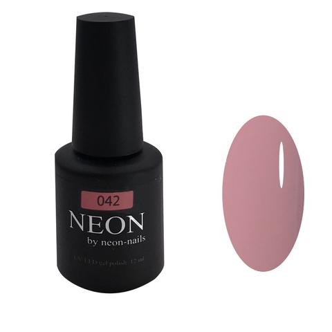 Розовый дымчатый гель-лак NEON