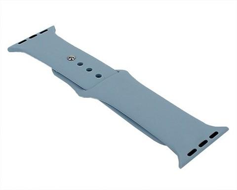 Ремешок для Apple Watch 38mm/40mm силиконовый | сирень