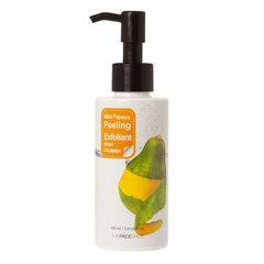 Пилинг-скатка THE FACE SHOP Smart Peeling Mild Papaya 150ml