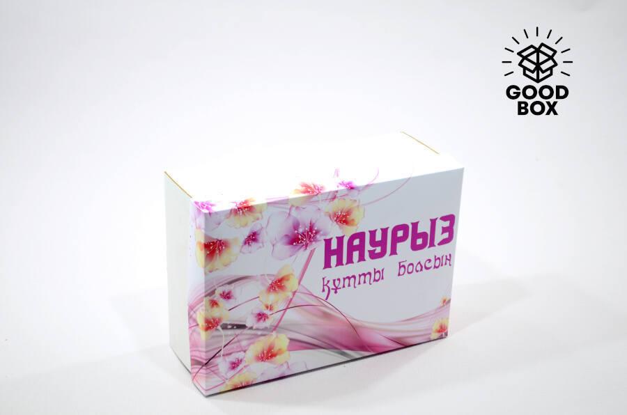 Подарочные коробки на Наурыз купить недорого в Алматы